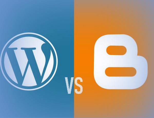 Выбор между платформами Blogger и WordPress