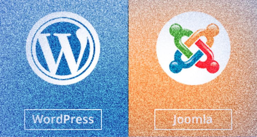 WordPress и Joomla: краткий обзор