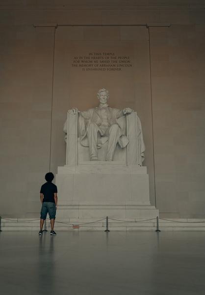 Мемориал Авраама Линкольна, США