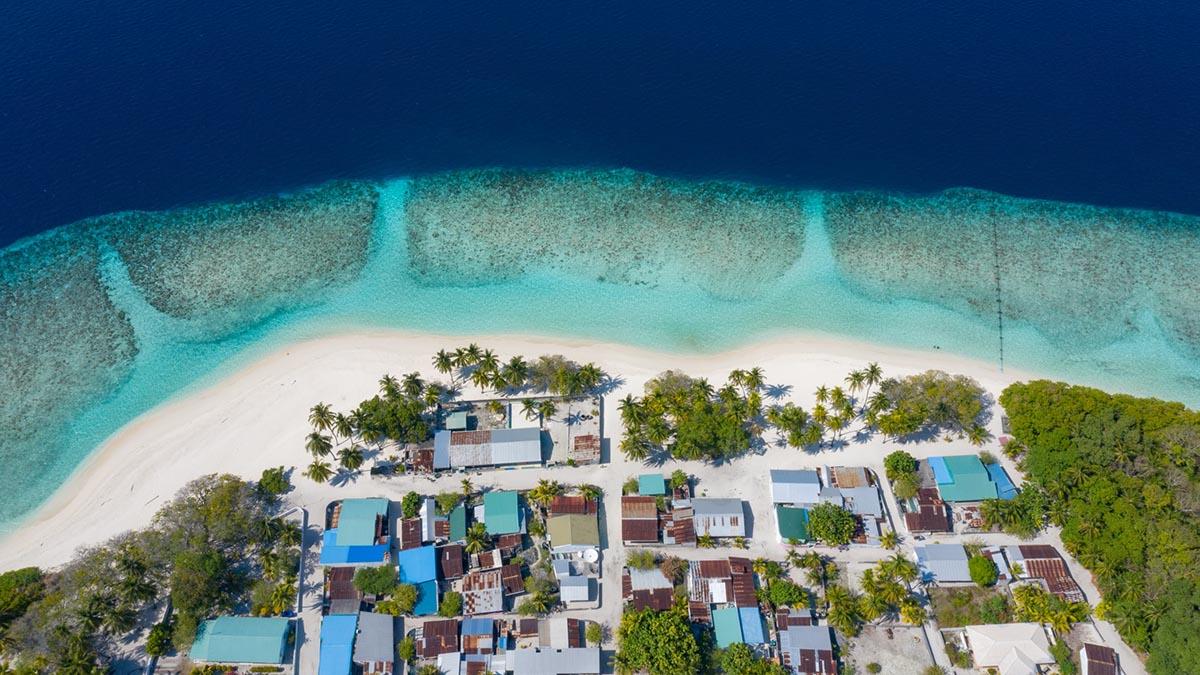 Как найти работу на Мальдивах