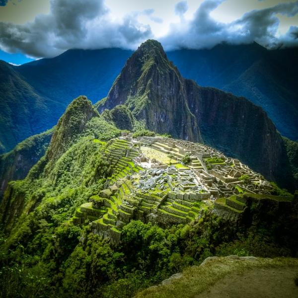 Виза в Перу, Достопримечательности Перу - горы, руины