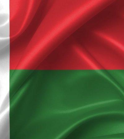 Флаг Мадагаскара