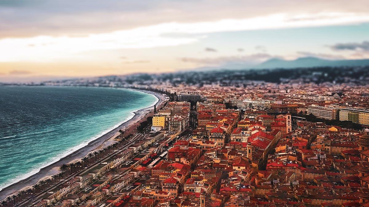 Изучение французского в Ницце и Каннах