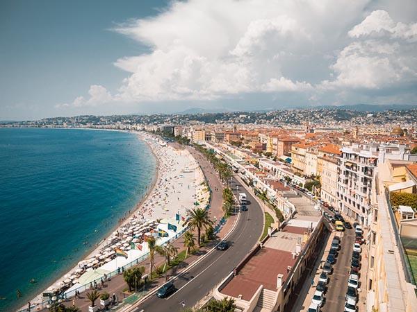 Изучение французского языка в Ницце