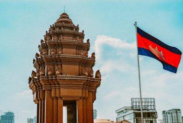 Зима в Камбодже