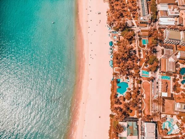 Знаменитые Тайские пляжи