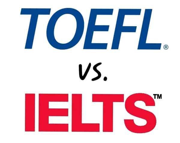 Какой экзамен выбрать: TOEFL или IELTS