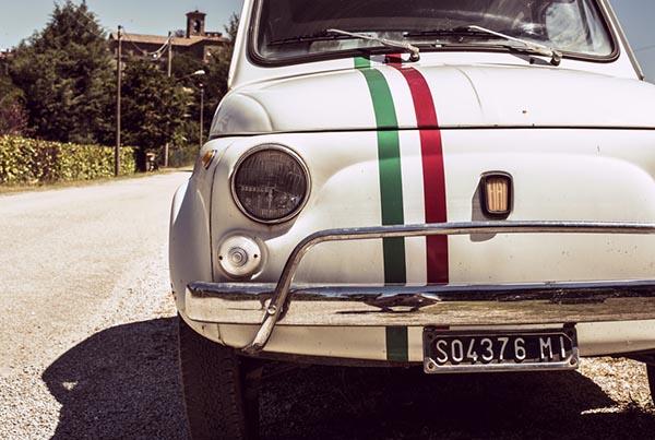 Фиат - гордость автопрома Италии