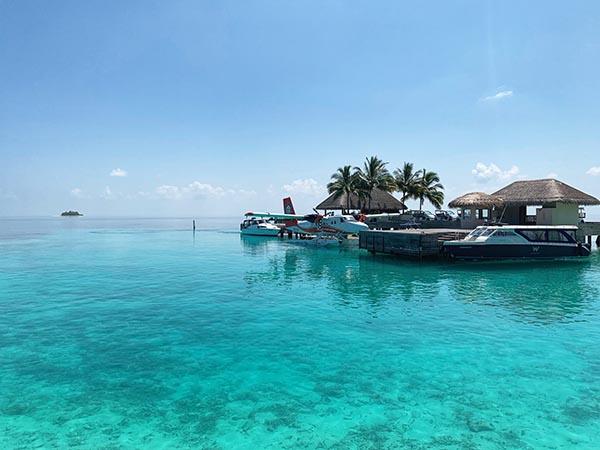 Как работать на Мальдивах
