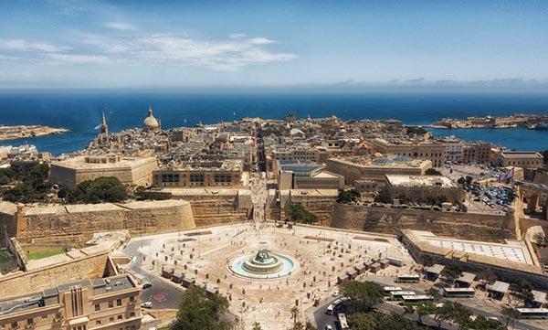 Изучение английского на Мальте в деталях
