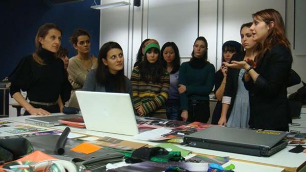 Курсы дизайна в Новой академии изящных искусств (NABA) в Италии