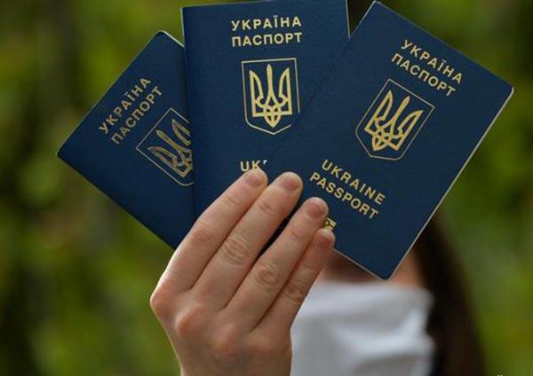 Выход из гражданства Украины детей